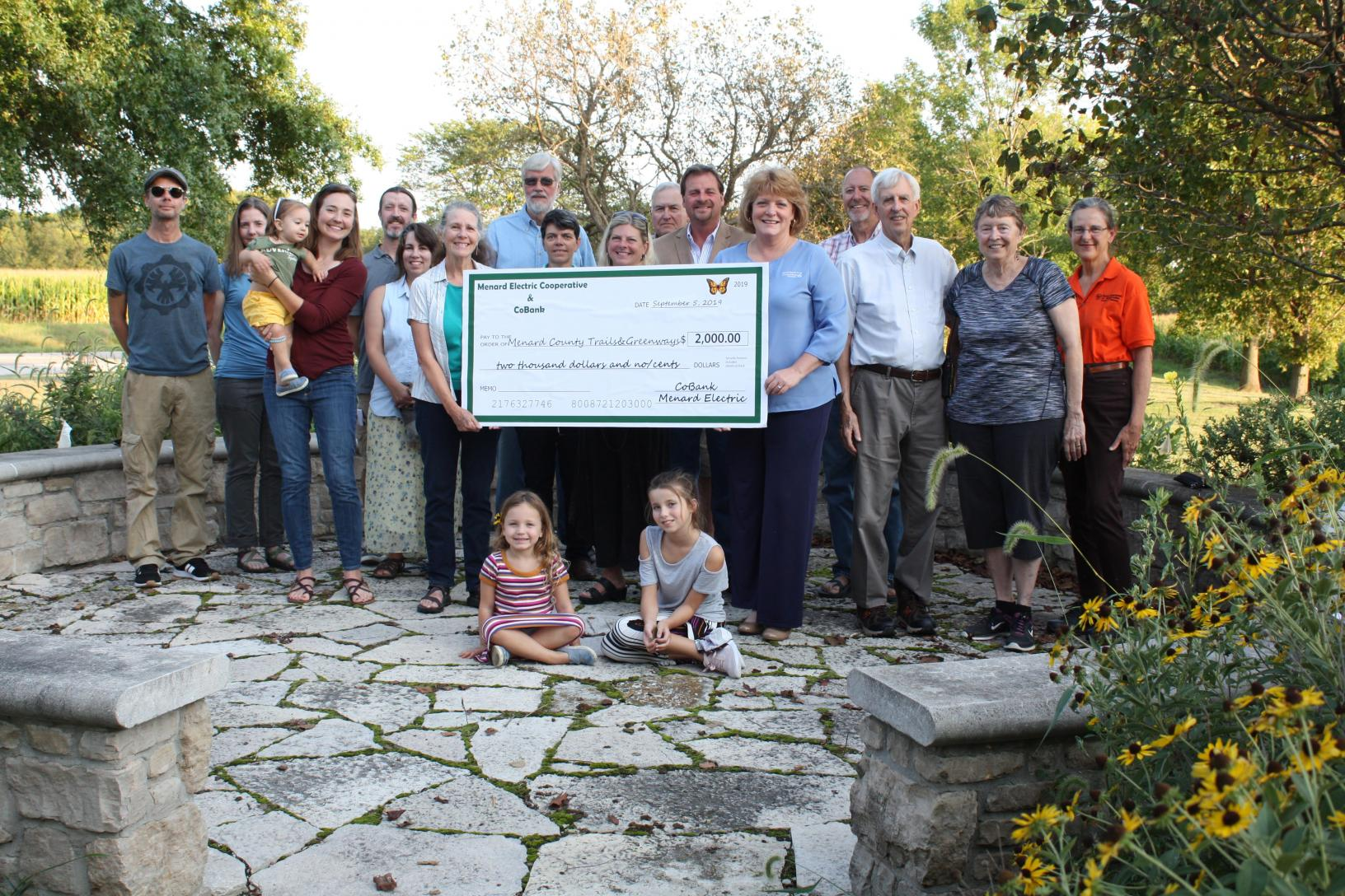 Menard County Trails and Greenways check presentation